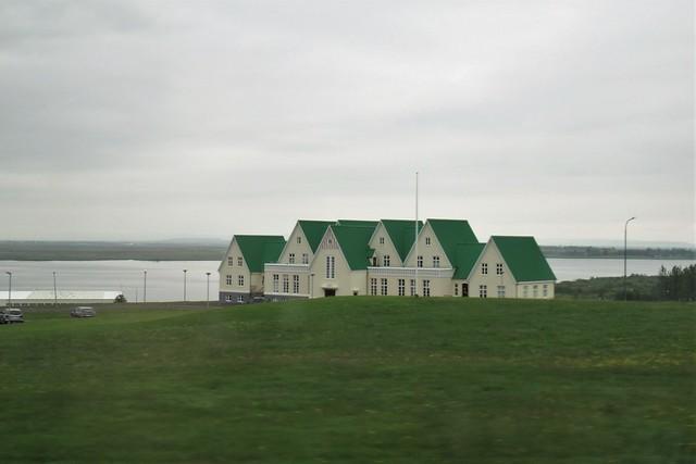 Héraðsskólinn guesthouse, Laugarvatn, Iceland