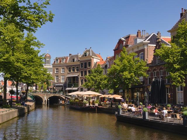 Leiden - Nieuwe Rijn