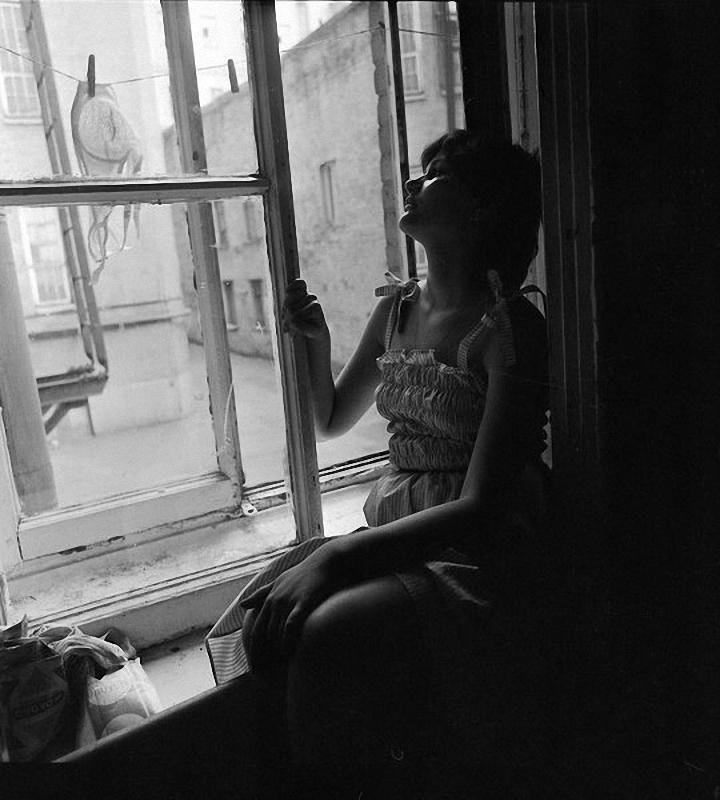 1984. Портрет. Коммунальная квартира