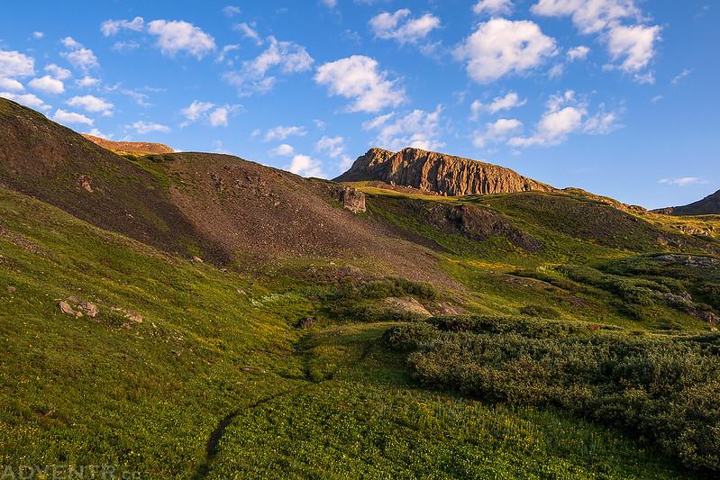 Spencer Basin Trail