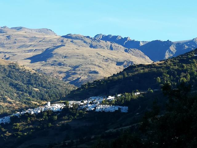 Capileira y Sierra Nevada