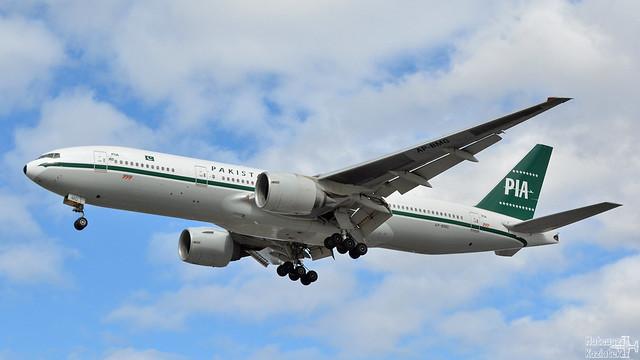Pakistan International Airlines 🇵🇰 Boeing 777-200 AP-BMG