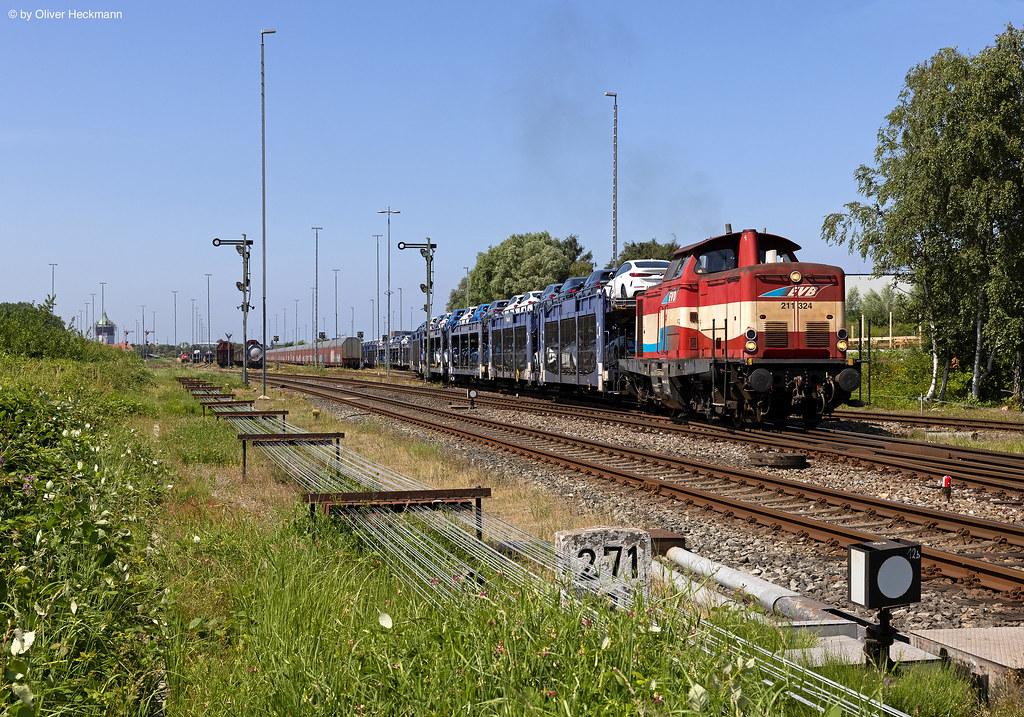 EVB 211 324 Cuxhaven Gbf