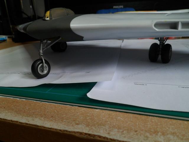 Les géants des airs : Le Northrop YB-49 [Italeri 1/72] - Page 13 51333586307_d8a49747a4_z