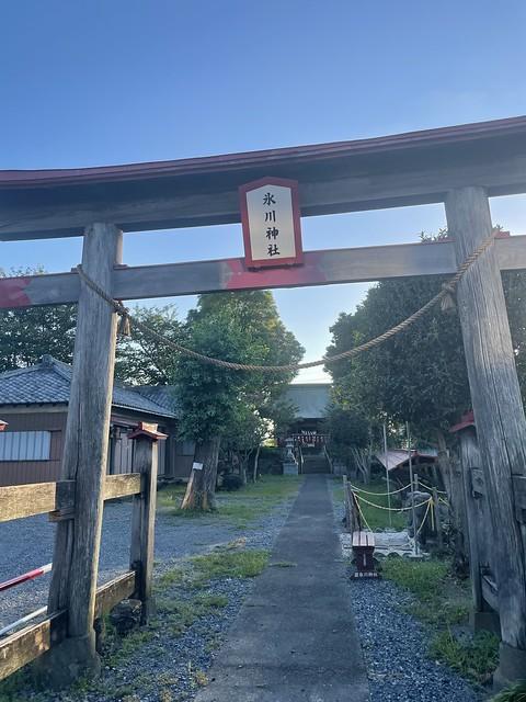 宿氷川神社(上ノ氷川神社)
