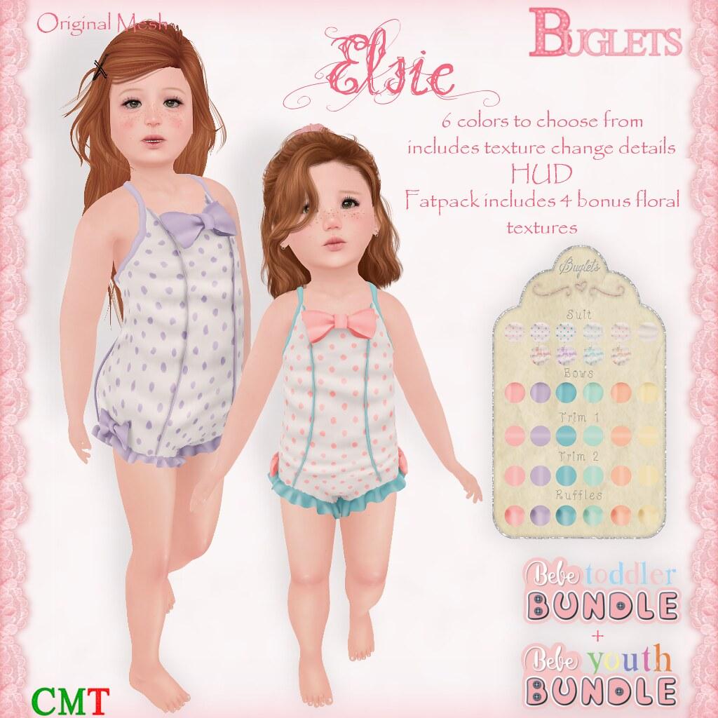 Elsie Swimsuit AD