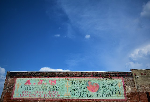 Creole Tomato / New Orleans