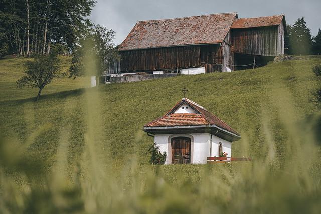 small chapel - Rothenthurm, Switzerland