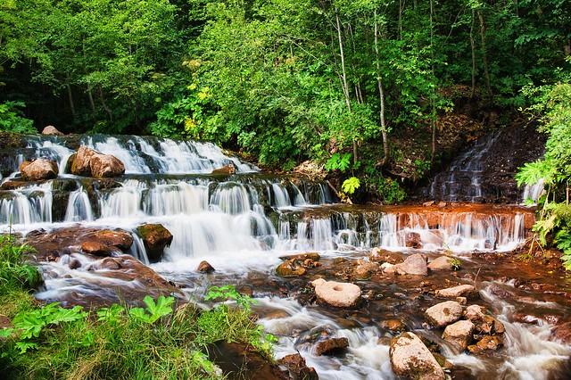 Chalpa waterfall