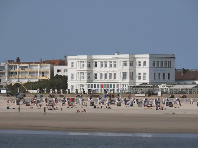 Haus am Weststrand, Norderney