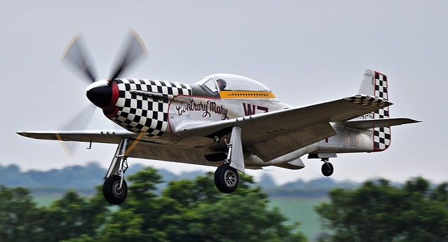 North American Mustang TF-51D 414251 G-TFSI Contrary Mary  WZ-I USAAF 44-84847