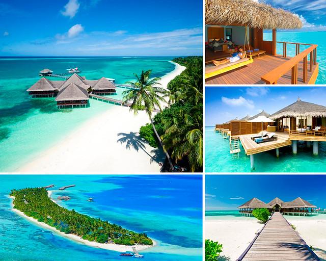 Resort de la isla de Medhufushi