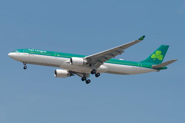 EI-GAJ Airbus A330-302 1791 KORD