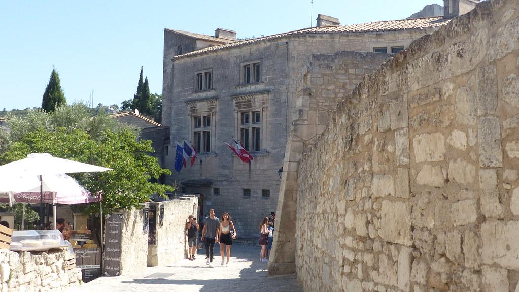 Les Baux-de-Provence, Provence, 20 Julio 2021