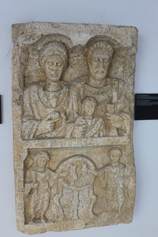 Funerary Monument of a Family