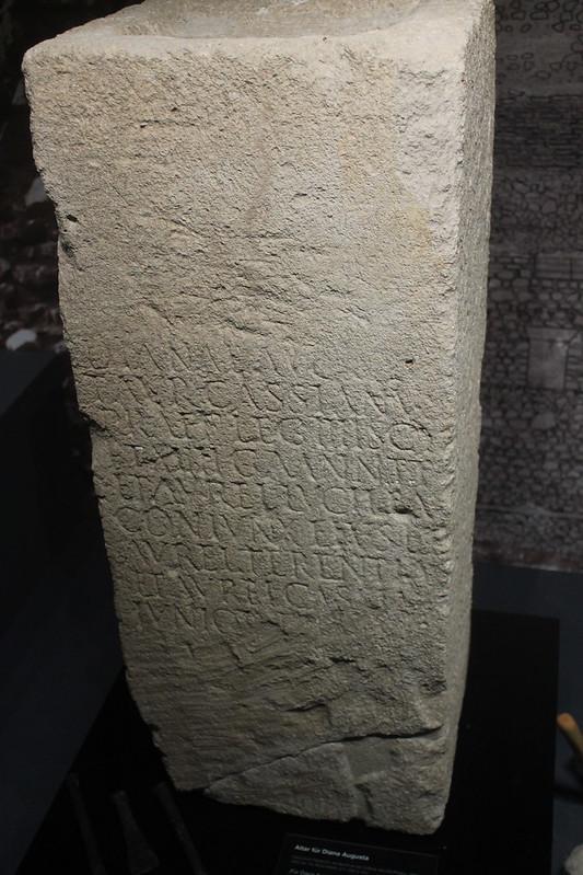 Altar to Diana Augusta