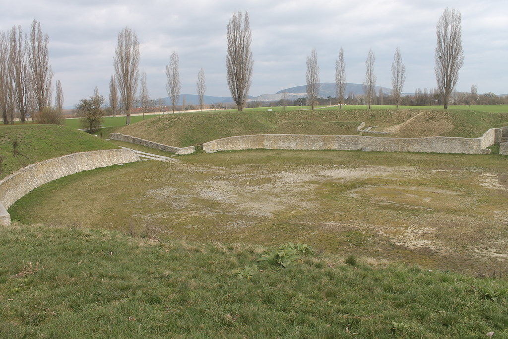 Carnuntum Civilian Amphitheatre