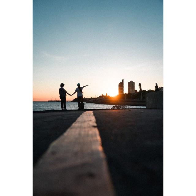 // 把你的名字安放在風來的方向,讓我在後來的天涯海角,都能夠聽見。