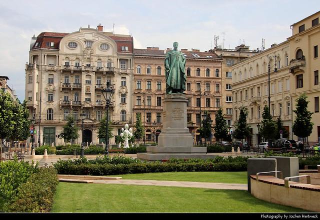 József Nádor Tér, Budapest, Hungary