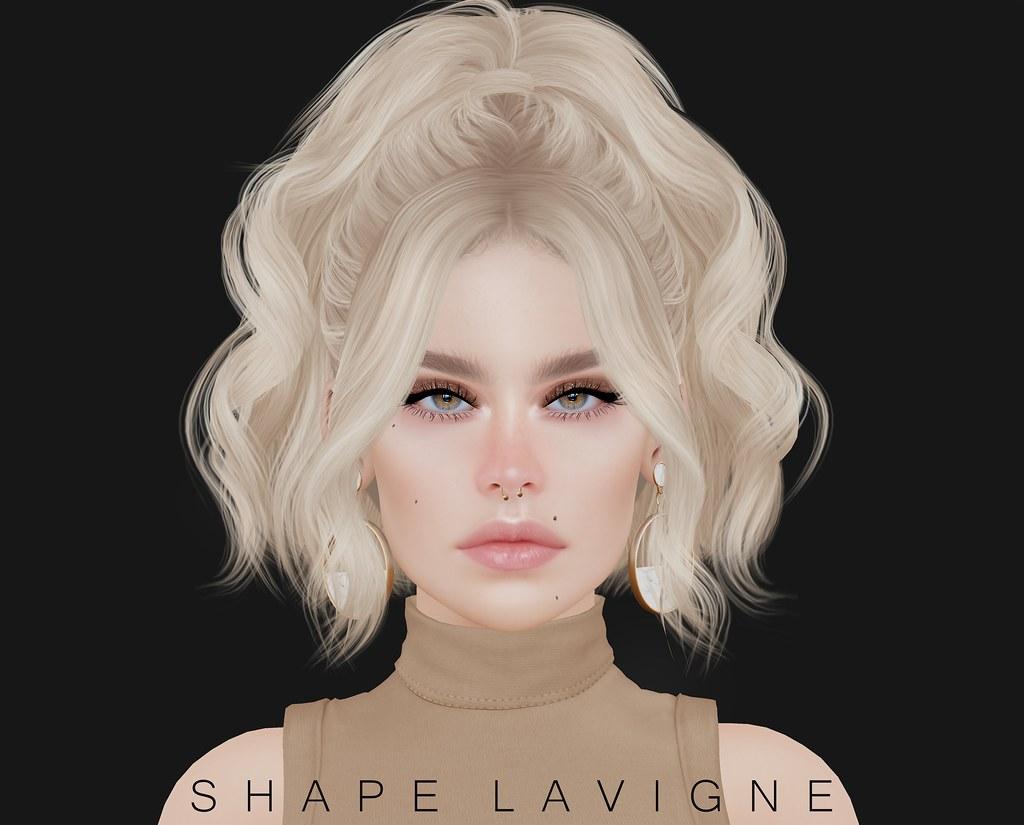 ✿ NEW LAVIGNE SHAPE {Lel Avalon Evo X}