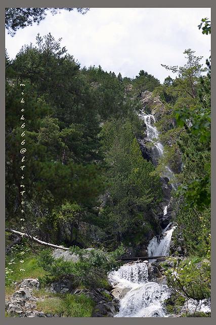cascada de argualas july 2021
