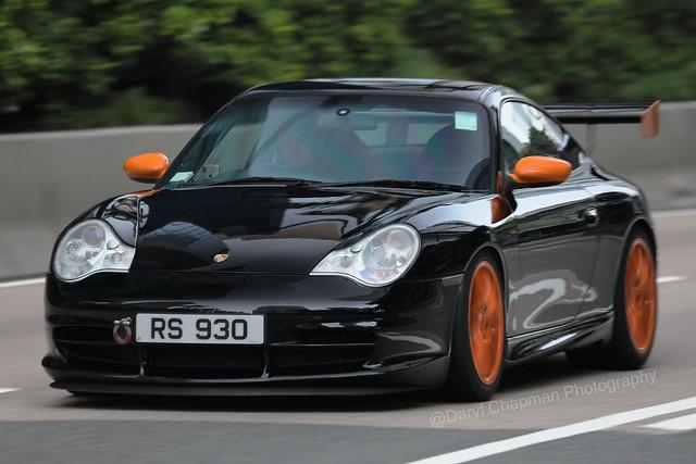 Porsche, 996 GT3, Wan Chai, Hong Kong