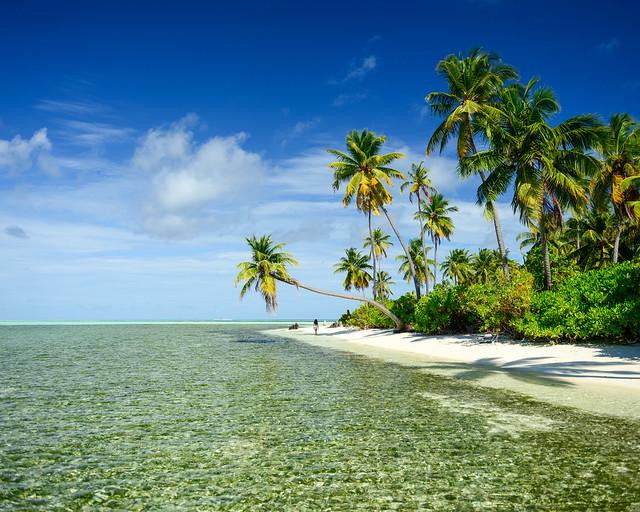 Isla de Nilandhoo, la mejor isla donde dormir barato en Maldivas