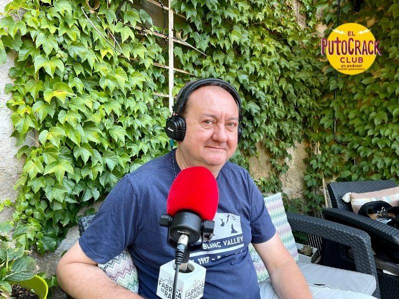 El PutoCrack Club 27 - 3 - Loles Salvador Manuel de Andres Bernd Knoller Paco Cremades