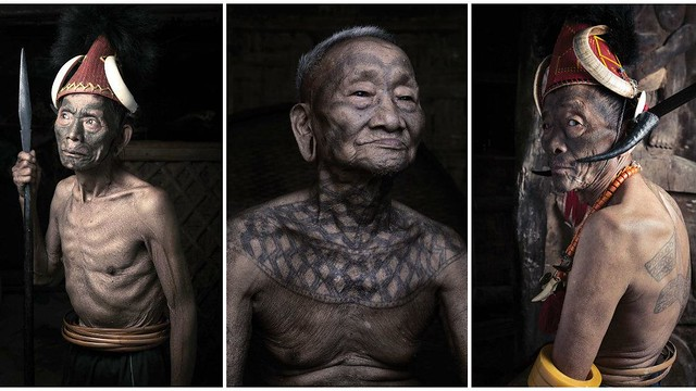 collage-India's-tradition-of-tattoos-lead-utkal-today