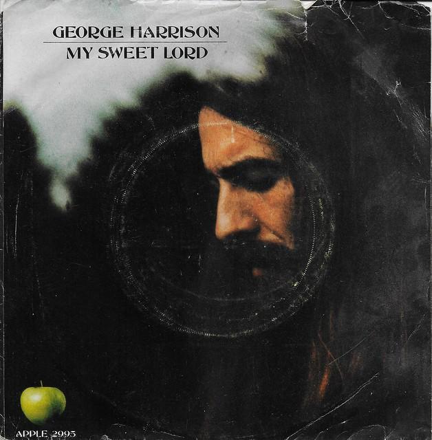 George Harrison - My Sweet Lord 45 RPM (Apple 1970)