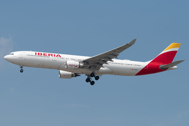 EC-MAA Airbus A330-302 1515 KORD