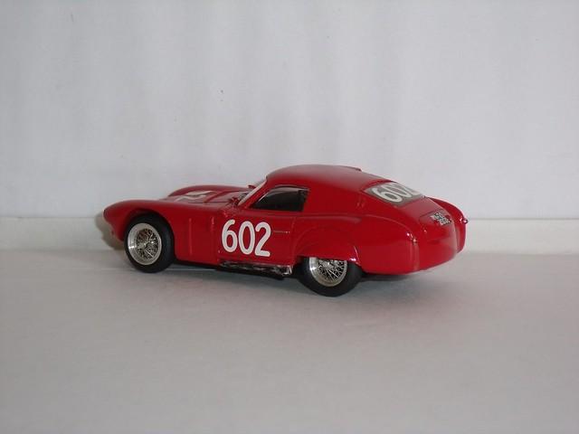Alfa Romeo 6C 3000 CM Mille Miglia 1953 #602 Juan Manuel Fangio / Giulio Sala (Provence Moulage 1/43)