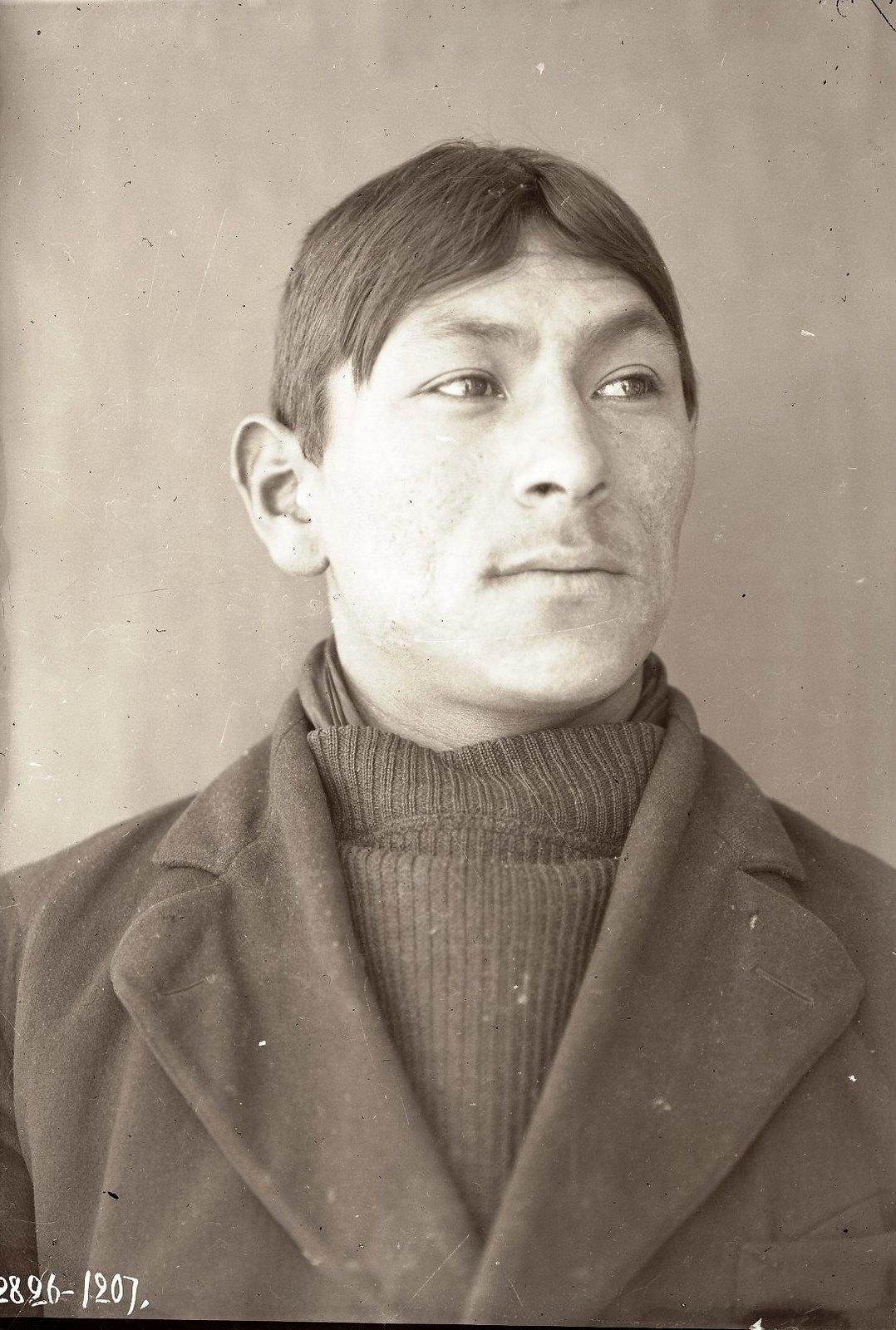 1909.10 февраля. марта. Александр Тетюхов. Андреяновские острова, Атка остров.