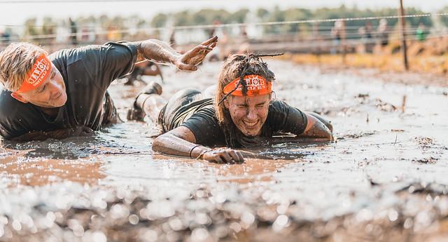 Fun in the mud.