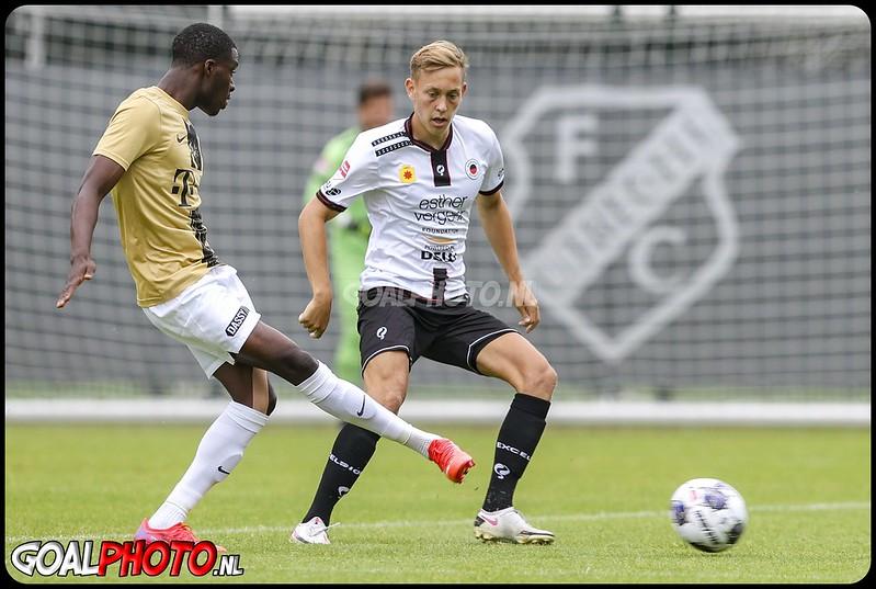 Jong FC Utrecht - Excelsior 24-07-2021