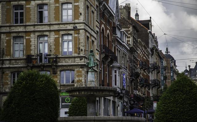 Saint-Gilles (Bruxelles) 2021