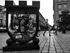Piazza del Mercato di Cracovia (Rynek Główny) non è solo la più grande della Polonia, ma è anche la piazza medievale più estesa d'Europa.