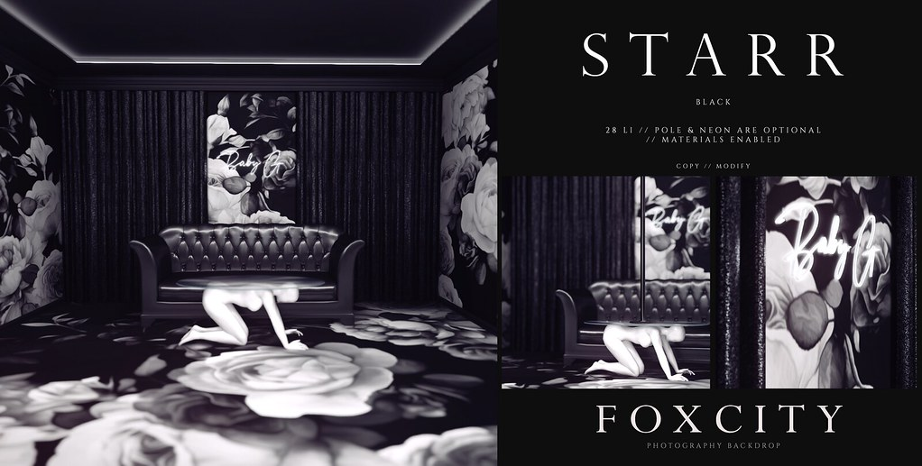 FOXCITY. Photo Booth – Starr