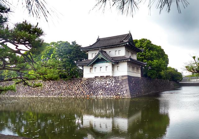 Edo Castle.Tokyo.