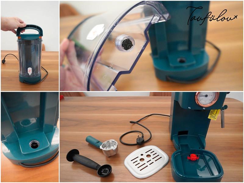 BS BOSS Espresso Coffee Machine reivew