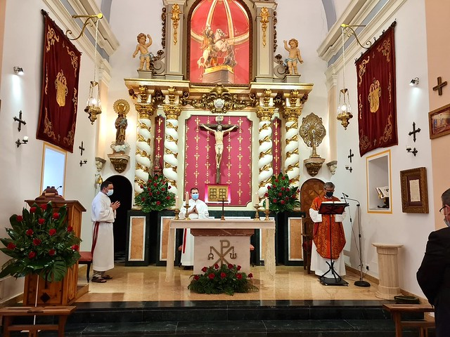 Fiesta de Santiago Apóstol. Julio 2021.