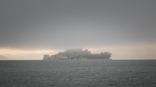 Ghostly Alcatraz