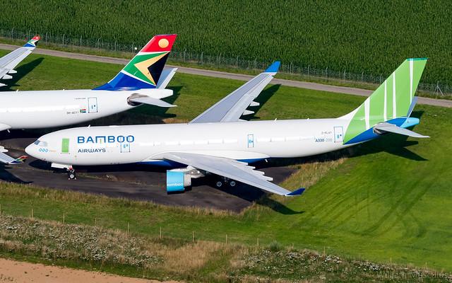 Airbus A330-223 2-RLAY Macquarie AirFinance