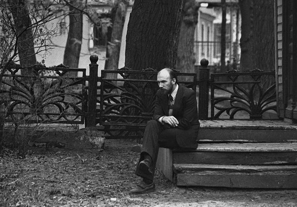 1990-е. Бульвар. «Одинокий такой...»