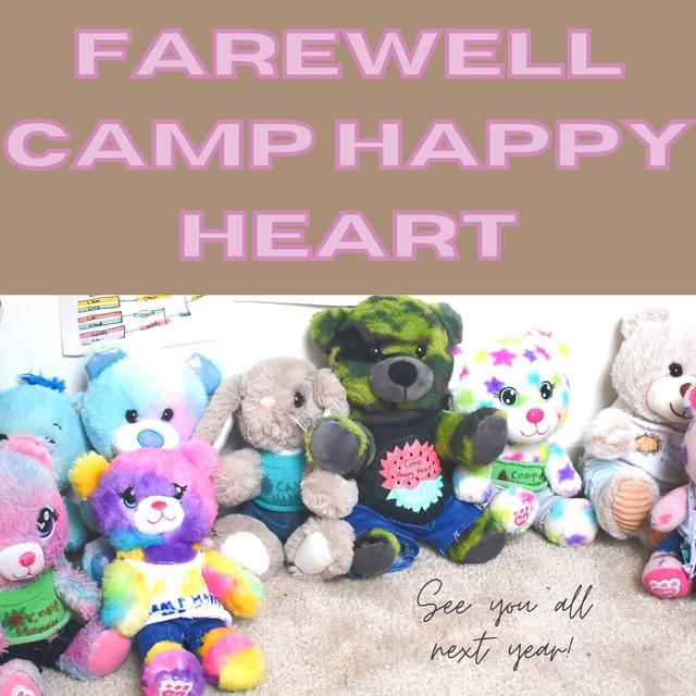 Farewell Camp Happy Heart