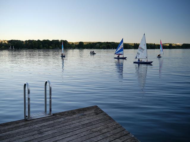 Biel – At the lake