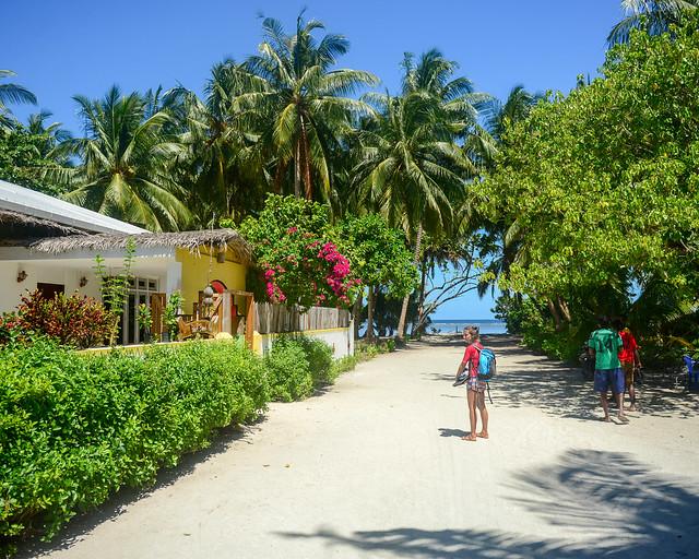 Pearl Beach View, el mejor sitio para alojarse si quieres viajar barato a las Islas Maldivas