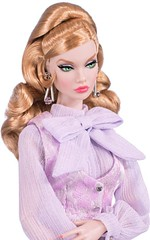 Item # 77192 Lovely in Lilac Poppy Parkeru2122 Dressed Doll The 2020 Integrity Toys 25th Anniversary Convention: Legendary Poppy Parkeru2122 Friday Souvenir Limited Edition: 600 Dolls Head Sculpt: Poppy Parker Body Type: Poppy 1.5 Foot Sculpt: Articulated A