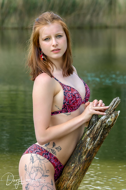 Bikinishoot - Caitlin