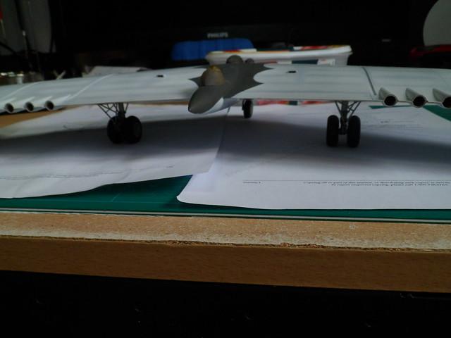 Les géants des airs : Le Northrop YB-49 [Italeri 1/72] - Page 13 51334533333_98aa30fe59_z